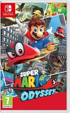 Super Mario Odyssey – Recensione – Nintendo Switch