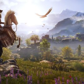 Assassin's Creed Odyssey è in fase Gold