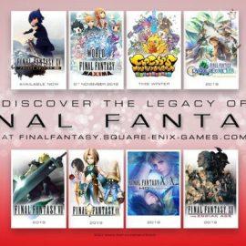 Nintendo Switch – Final Fantasy arriva sulla console portatile