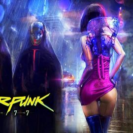 Cyberpunk 2077 – In un Artwork di San Valentino la data d'uscita?