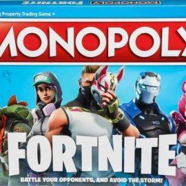 Fortnite – Hasbro annuncia la versione Monopoly!