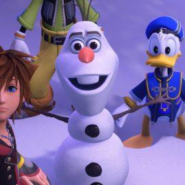 Kingdom Hearts III: Le immagini di Copertina Definitive
