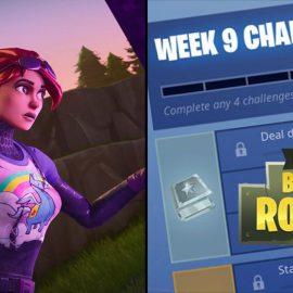 Fortnite Challenge – Stagione 5 Settimana 9 – Guida al Tesoro
