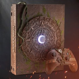 Xbox One X Special Edition – Una console per Shadow Of The Tomb Raider!
