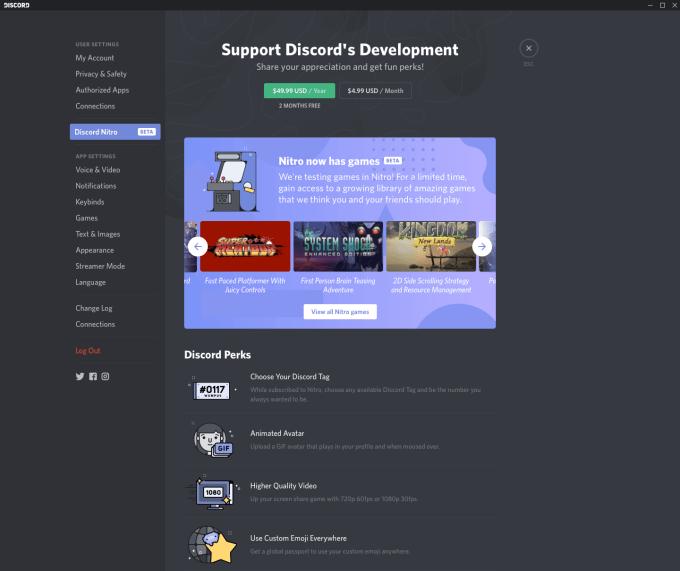 Discord Store - Disponibile la beta del nuovo negozio digitale di videogiochi! Nerd&Geek News Videogames
