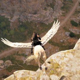 Assassin's Creed Odyssey – Con le ali di Pegasus ma non si vola!