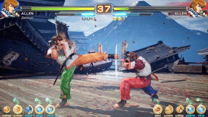 Fighting EX Layer - Niente cross-play per il picchiaduro di Arika News Videogames