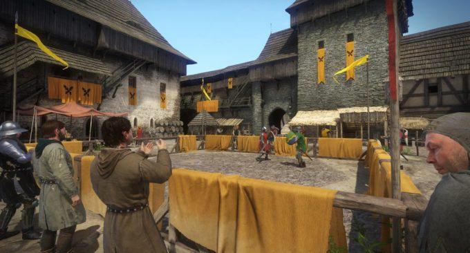 "Kingdom Come: Deliverance – Disponibile il DLC ""The Amorous Adventures of Bold Sir Hans Capon""! News Videogames"