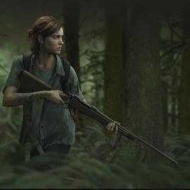 The Last Of Us 2 – Il 2019 presente in descrizione sotto i brani di PlayStation Music