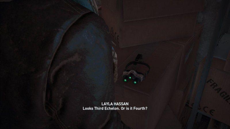 Assassin's Creed Odyssey - Individuato un Easter Egg di Splinter Cell News Videogames