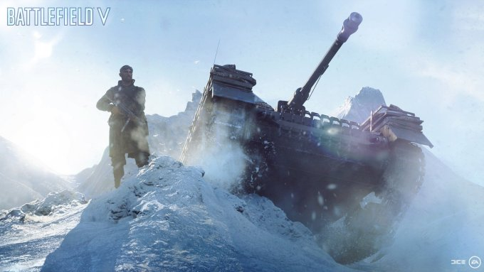 Battlefield V - Oggi arriva il reveal della modalità single player News Videogames