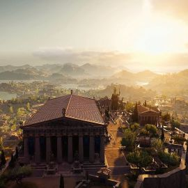 Assassin's Creed Odyssey – Individuato un Easter Egg di Splinter Cell