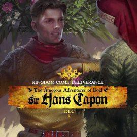 "Kingdom Come: Deliverance – Disponibile il DLC ""The Amorous Adventures of Bold Sir Hans Capon""!"