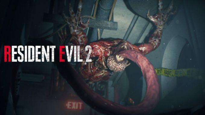 Resident Evil 2 Remake - Nuovo Video Gameplay con gli indimenticabili Licker News Videogames