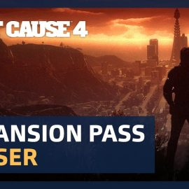 Just Cause 4 – Il Teaser Trailer Expansion Pass ora Disponibile