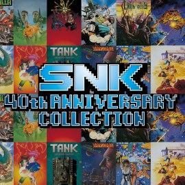 SNK 40th Anniversary Collection – Ora disponibile per Nintendo Switch!