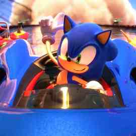 "Sonic & Friends si scontrano testa a testa con il ""Team Dark"" nella seconda parte di Team Sonic Racing Overdrive"