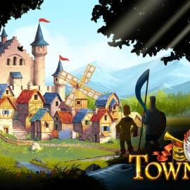 Townsmen – Il gioco arriva su Nintendo Switch