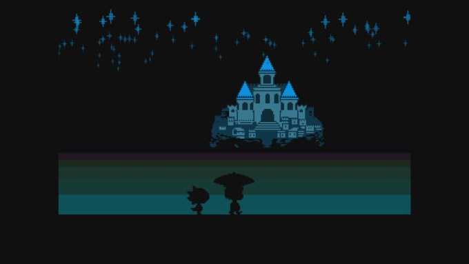 Undertale - Castello