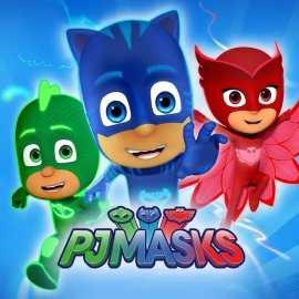 """PJ Masks – Arriva il Natale! disponibile oggi in DVD. Al via anche il concorso """"PJ Masks: a Natale vinci Leolandia"""""""