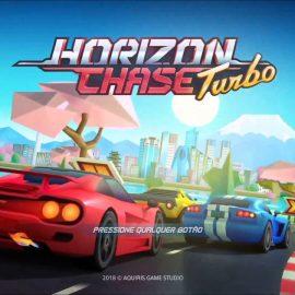 Horizon Chase Turbo – Annunciata la data d'uscita su Nintendo Switch