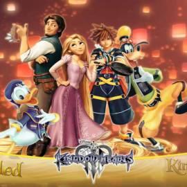 Kingdom Hearts III – Il nuovo trailer di Rapunzel