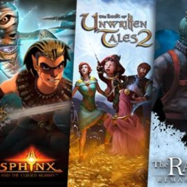 The Book of Unwritten Tales 2 – Sphinx and the Cursed Mummy e The Raven Remastered in arrivo su Nintendo Switch
