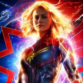Captain Marvel si mostra in un nuovo trailer