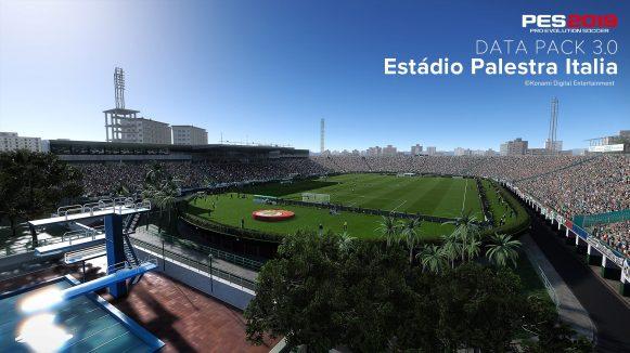 PES 2019 Estadio Palestra Italia_day