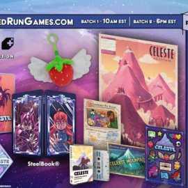 Celeste – In arrivo la Limited Edition per PS4 e Switch!