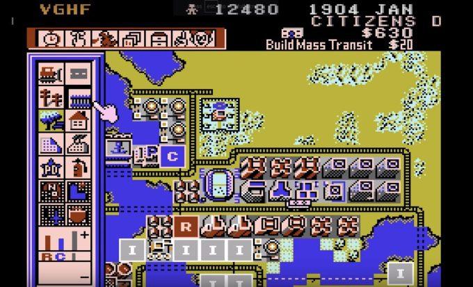 SimCity NES - Ritrovato il prototipo del gioco cult del passato! News Retrogames