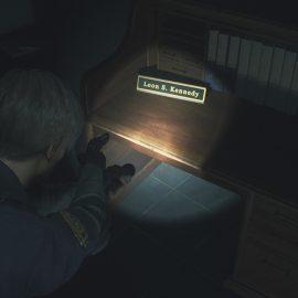 Resident Evil 2 Remake – Guida – Combinazioni Casseforti e Codice Scrivania di Leon