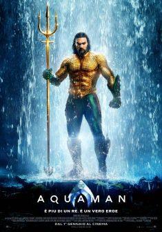 Aquaman – Recensione – James Wan (2019)