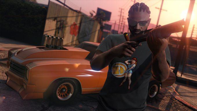 GTA Online - La nuova Muscle Car Declasse Tulip Offerte Videogames