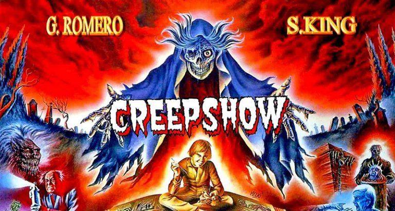 """Creepshow - Nella serie sarà presente un adattamento de """"L'arte della sopravvivenza"""" di Stephen King Cinema & TV News SerieTV"""
