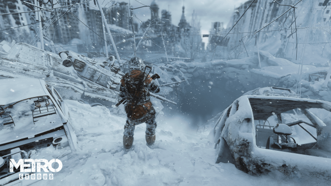 METRO EXODUS - BEST OF 2019 2 - WINTER