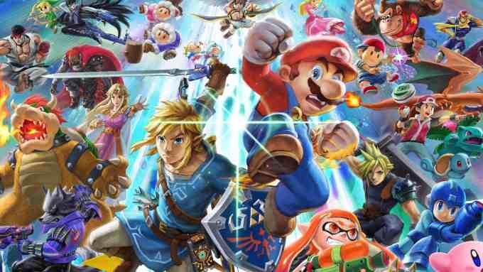 Super Smash Bros - Buon Compleanno Super Smash! News Videogames