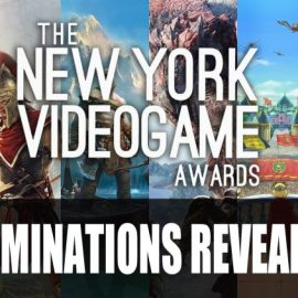 New York Video Game Awards 2018 – Tutte le nomination!