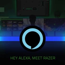 Razer Chroma – Collaborazione con Amazon per abilitare le funzionalità di Alexa!