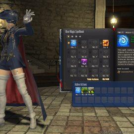 Final Fantasy XIV Online – Disponibile il mestiere del Blue Mage