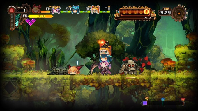 Lapis X Labyrinth - In arrivo per Playstation 4 e Nintendo Switch News Videogames