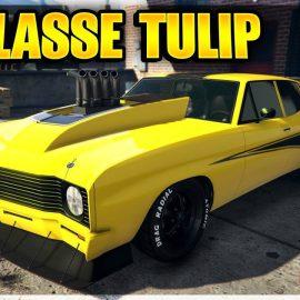 GTA Online – La nuova Muscle Car Declasse Tulip