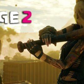RAGE 2 – Nuovo video gameplay