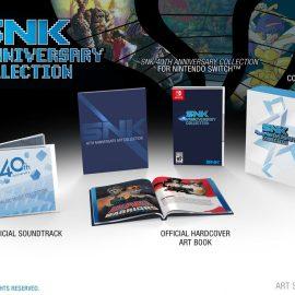SNK 40th Anniversary Collection – La trilogia di Ikari è protagonista del nuovo trailer
