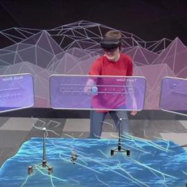 Microsoft – In occasione del MWC 2019 ha presentato HoloLens 2