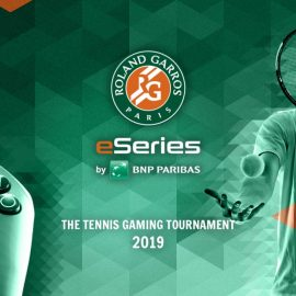 Roland-Garros eSeries by BNP Paribas: il torneo francese anche in digitale con Tennis World Tour!