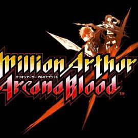 Million Arthur Arcana Blood – Arriverà su Steam questa estate!