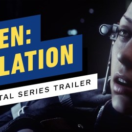 Alien Isolation – Oggi alle 18 la serie animata!
