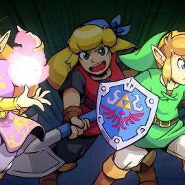 Annunciato Cadence of Hyrule, avventura ritmica di Legend of Zelda!