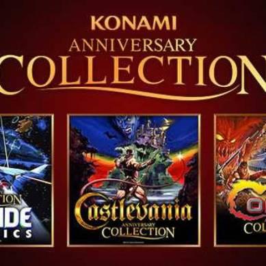 Konami – Festeggia 50 anni annunciando: Contra, Castelvania e Arcade Classic Anniversary Collection!